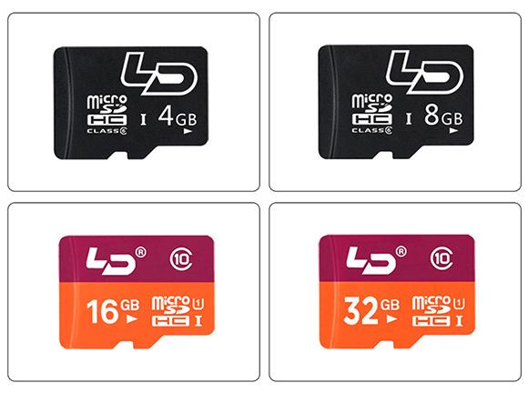 Các ký hiệu trên thẻ nhớ Micro SD có nghĩa là gì?