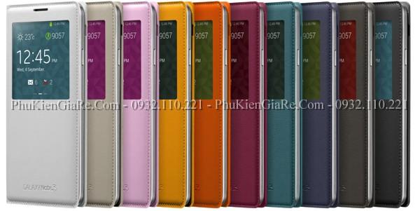 Samsung Galaxy Note 3 S View Cover chính hãng (Made in Việt Nam)