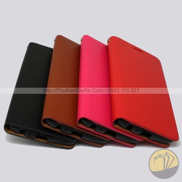 Bao da LG G3 Hiệu Coreka - Prestige hybrid diary