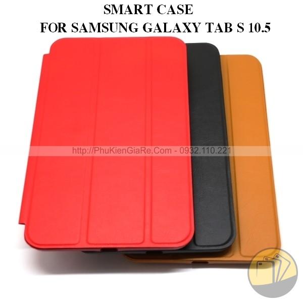 Bao da Smart case cho Galaxy Tab S 10.5
