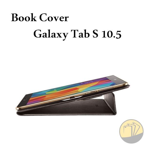 Bao da Galaxy Tab S 10.5 kiểu Book Cover