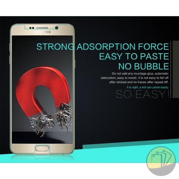 Dán cường lực 9H+ cho Galaxy Note 5 hiệu Nillkin