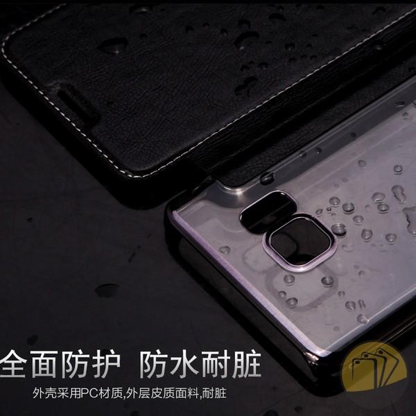 Bao da Samsung GalaxyNote 5 case trong hiệu Xundd Encore series