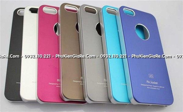 Ốp lưng iPhone 5 hiệu Air Jacket