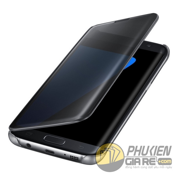 Bao da thông minh Clear View Galaxy S7 chính hãng