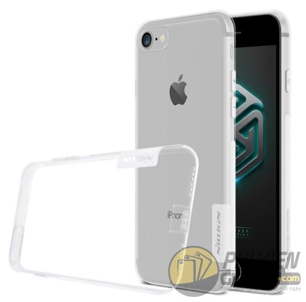 Ốp lưng iPhone 7 hiệu Nillkin dẻo siêu mỏng