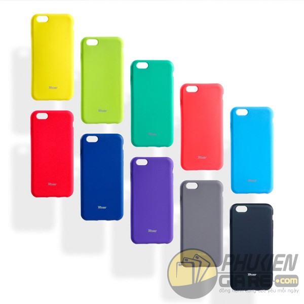 Ốp lưng dẻo Iphone 7 Plus hiệu Roar Korea (All Day Colorfull Jelly Case)