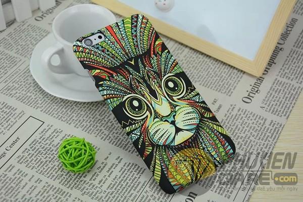 Ốp lưng dạ quang 3D iPhone 7 Hiệu Luxo