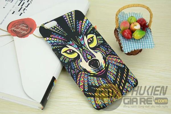 Ốp lưng dạ quang 3D iPhone 7 Plus Hiệu Luxo