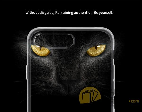 Ốp lưng iPhone 7 Plus hiệu Nillkin dẻo siêu mỏng