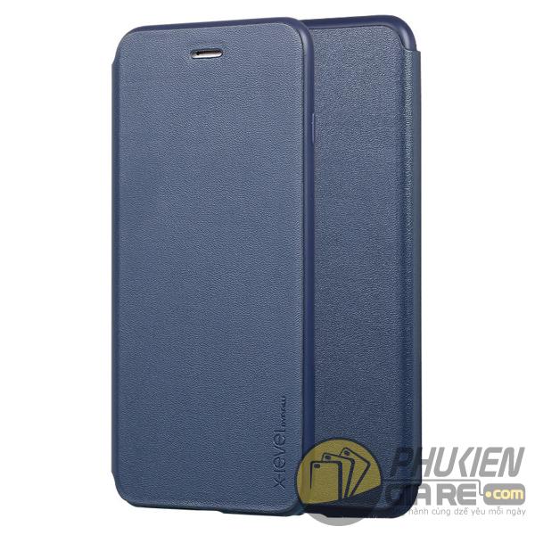 Bao da Samsung Galaxy J7 Prime hiệu Pipilu X-Level (Fibcolor Series)