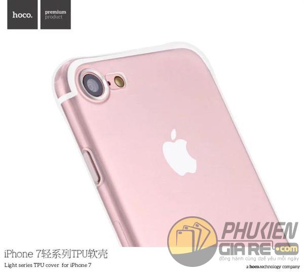 Ốp lưng siêu dẻo, siêu mỏng iPhone 7 hiệu HOCO (Light Series)