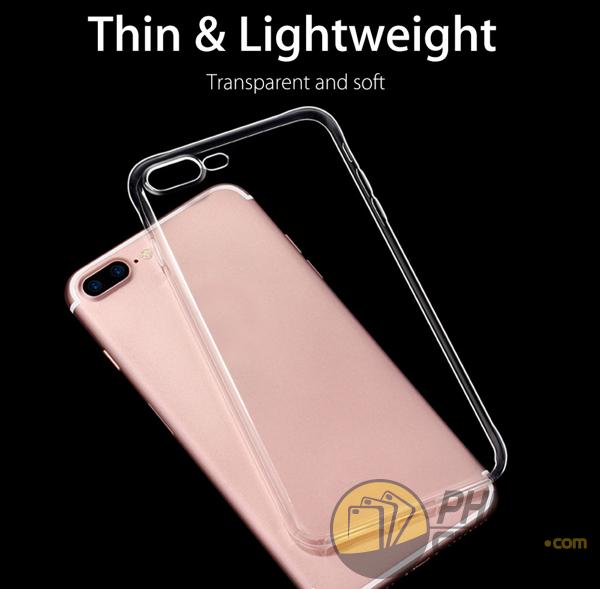 Ốp lưng siêu dẻo, siêu mỏng iPhone 7 Plus hiệu HOCO (Light Series)