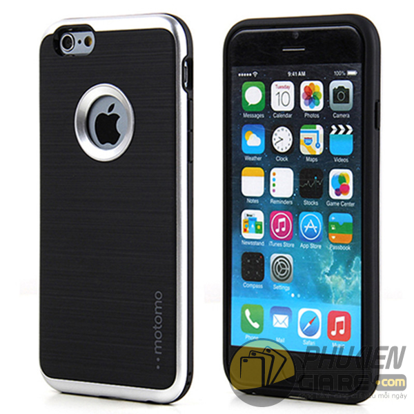 Ốp lưng iPhone 7 hiệu Motomo - Fashion case