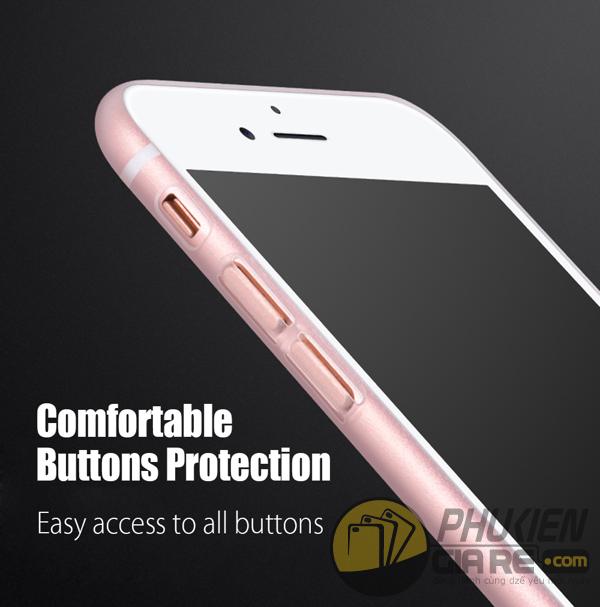 Ốp lưng TPU dẻo siêu mỏng iPhone 7 Plus hiệu HOCO Frosted