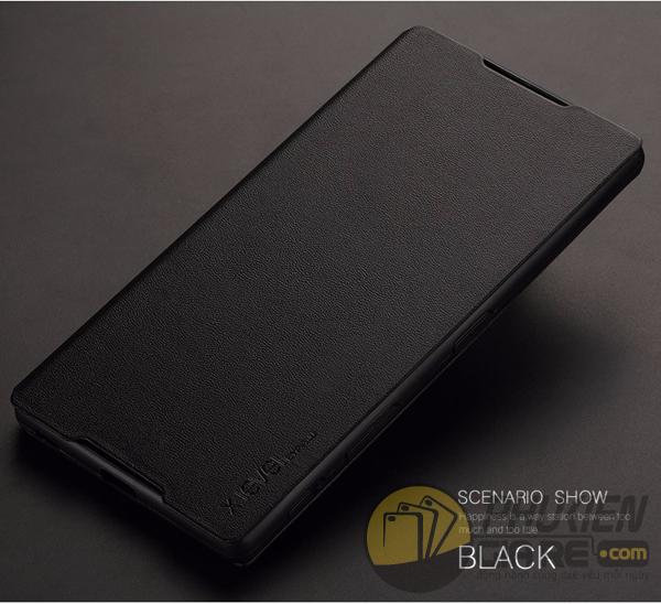 Bao da Sony Xperia XZ hiệu Pipilu X-Level (Fibcolor Series)