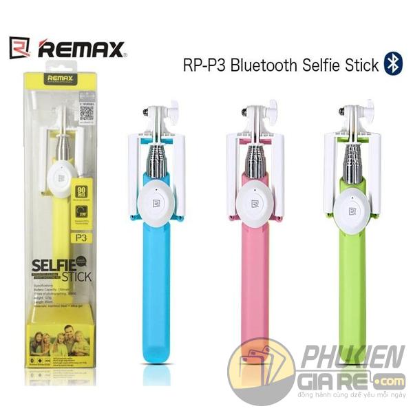Gậy tự sướng Bluetooth Remax P3