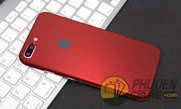 Miếng dán Skin màu cho iPhone 7 Plus