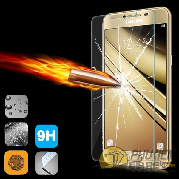 Dán cường lực Samsung Galaxy J7 Pro hiệu Glass