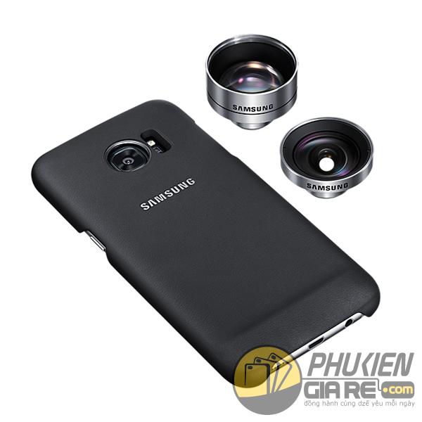 Ốp lưng Samsung Galaxy S7 Edge Lens Cover chính hãng