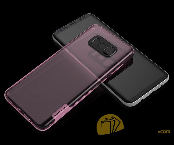 Ốp lưng Galaxy S8 Plus hiệu Nillkin dẻo siêu mỏng
