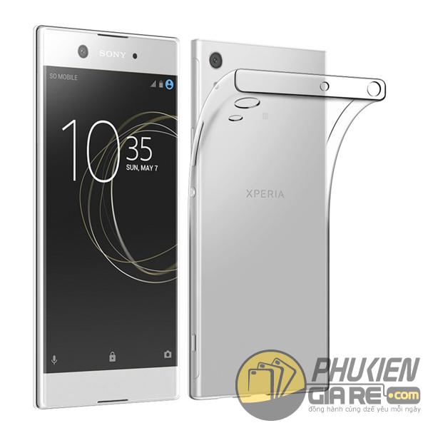 Ốp dẻo trong suốt siêu mỏng Sony Xperia XA1