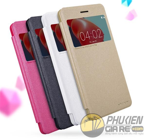 Bao da Nokia 6 Nillkin Sparkle