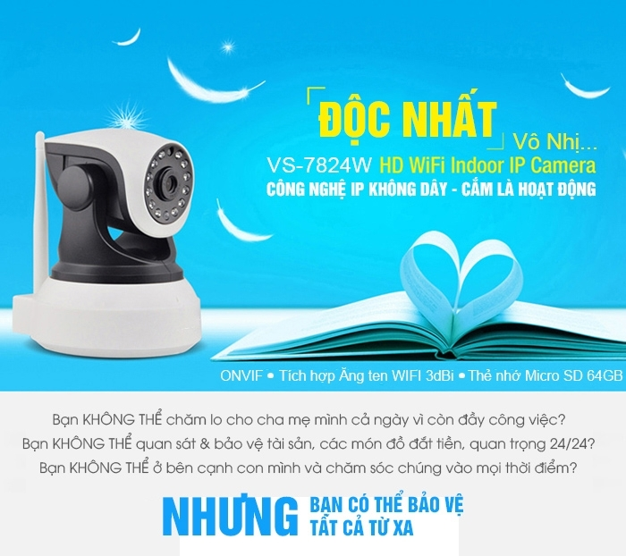 Camera Vstarcam C7824