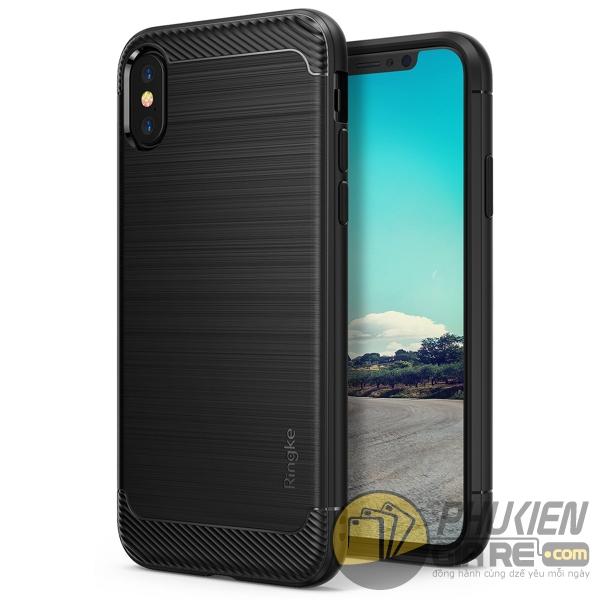 Ốp lưng iphone X đẹp Rinke Onyx