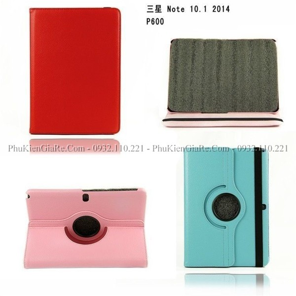 Bao da Galaxy Note 10.1 2014 Edition