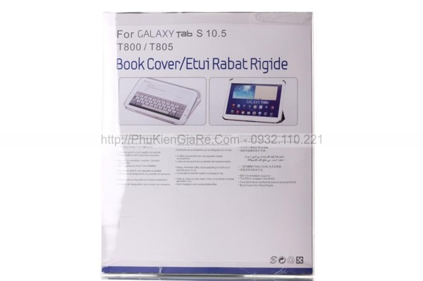 Book Cover Galaxy Tab S 10.5