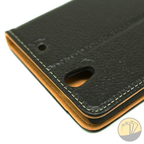 Bao da thật cho Sony Xperia c4 hiệu Probee