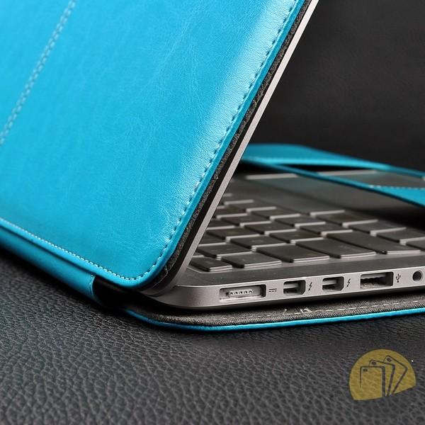Bao da Macbook Pro Retina 15.4 inch dạng quyển sổ