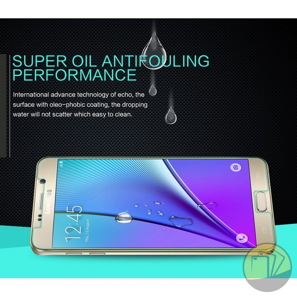 Dán cường lực 9H cho Galaxy Note 5 hiệu Nillkin