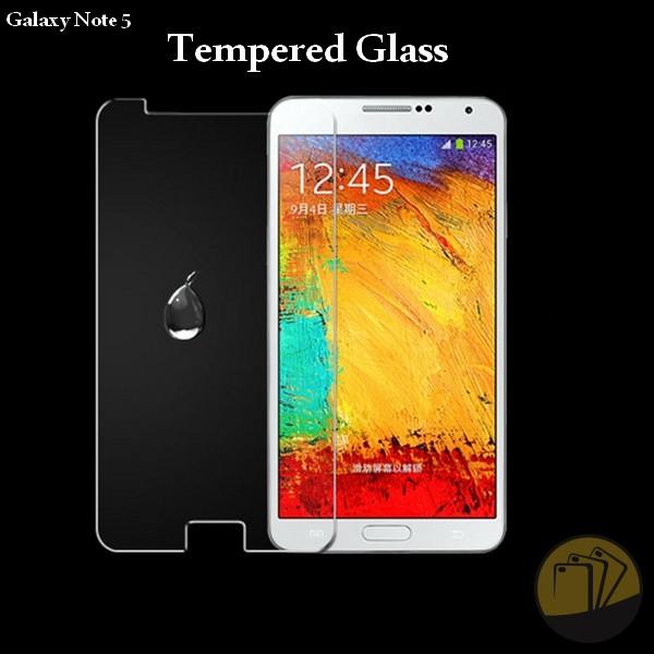 Dán cường lực Galaxy Note 5 hiệu Glass