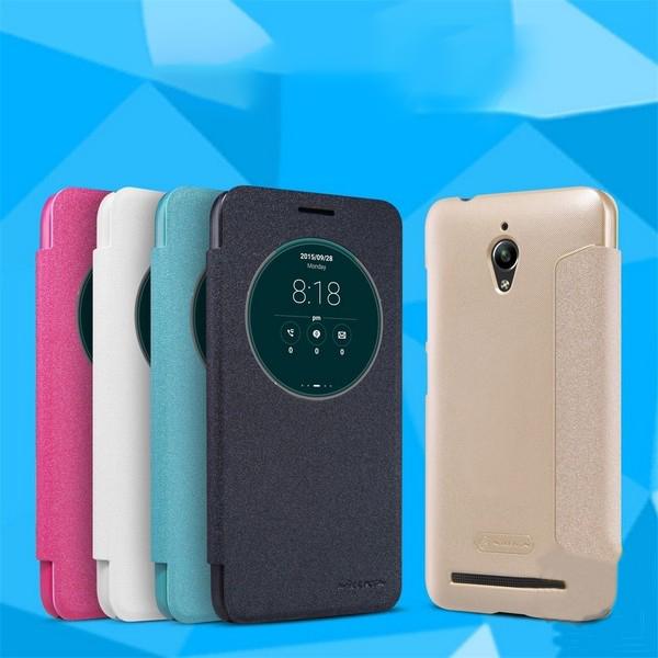 Bao da Asus Zenfone Go hiệu Nillkin Sparkle