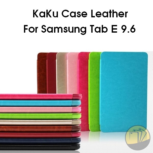 Bao da Galaxy Tab E 9.6 hiệu KAKU Case nhựa cứng
