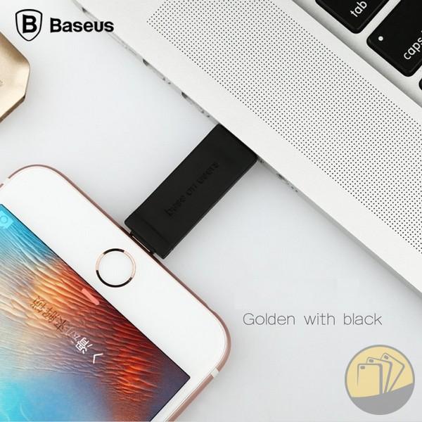 Cáp sạc nhanh Iphone 6s hiệu Baseus Base On Users