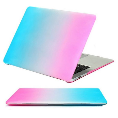 Ốp lưng Macbook 13'' Ultra thin Rainbow