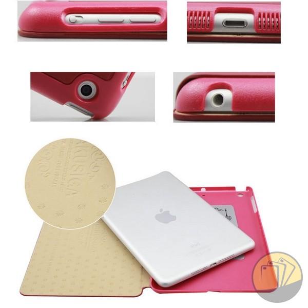 Bao da iPad Pro hiệu Kaku dạng Stand Case