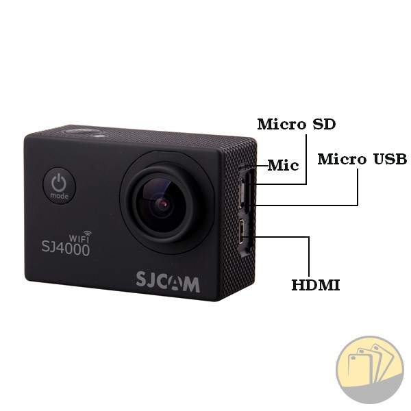 Camera hành trình SJ4000 Wifi
