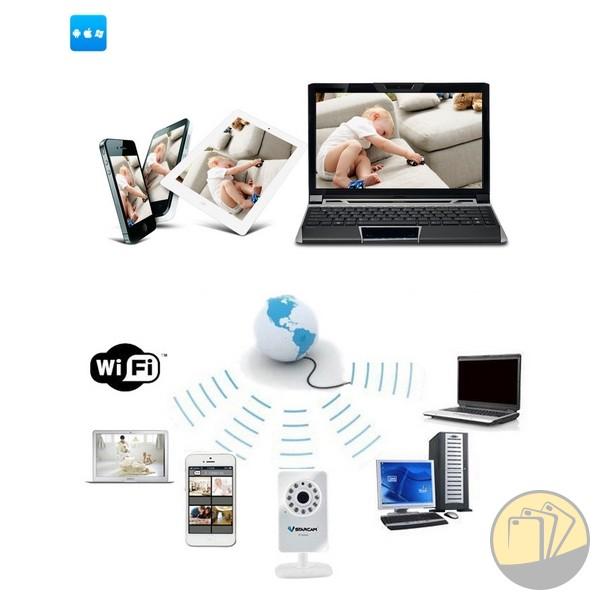 Camera IP không dây VStarcam T7892WIP