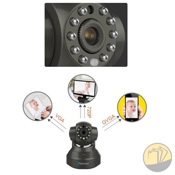 Camera IP không dây VStarcam C7837WIP