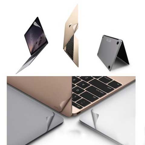 Miếng dán Macbook Pro 15.4'' hiệu JCPAL 3 in 1