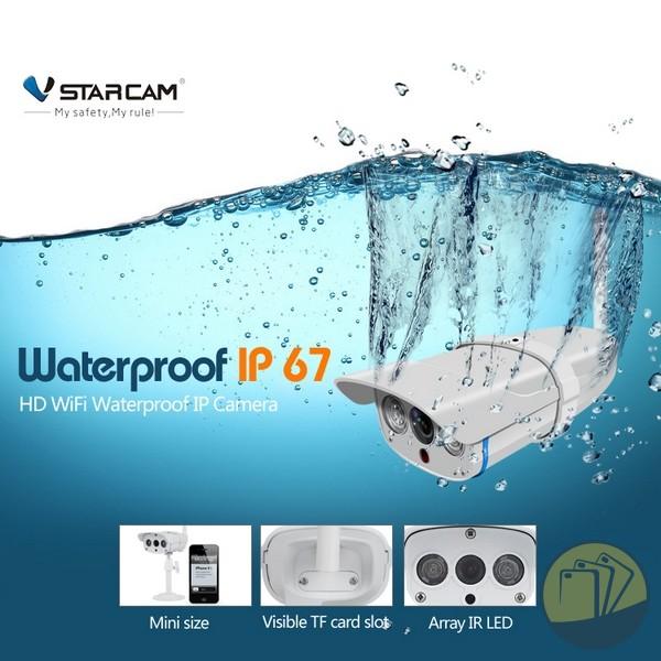 Camera IP không dây Vstarcam C7816