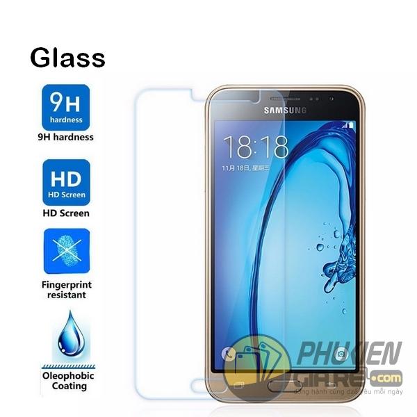 Dán cường lực Galaxy J3 hiệu Glass