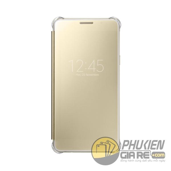 Bao da thông minh Clear View Galaxy A7 2016 chính hãng