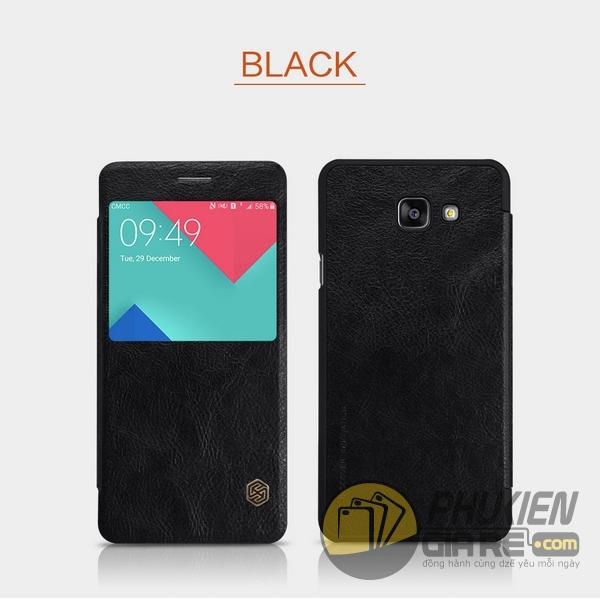Bao da Galaxy A7 2016 hiệu Nillkin (QIN Series)