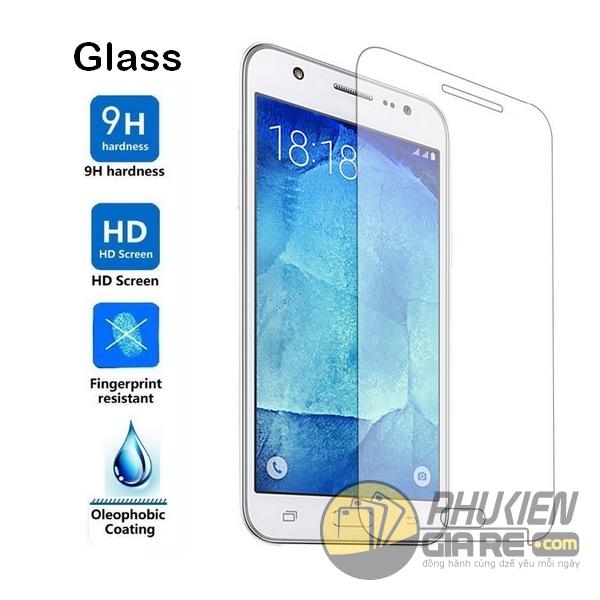 Dán cường lực Galaxy J7 hiệu Glass