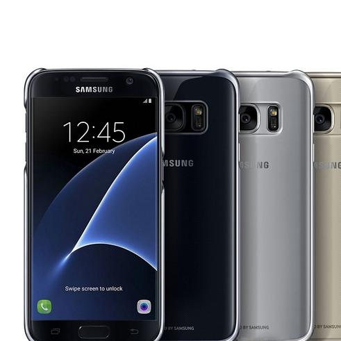 Ốp lưng Clear Cover cho Galaxy S7 chính hãng Samsung